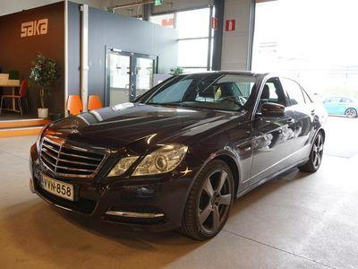 käytetty Mercedes E350 CDI BE 4Matic A ** Suomiauto / Panorama / Muistipenkit / Navi **
