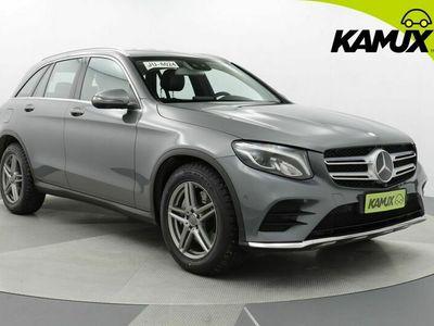 käytetty Mercedes GLC220 d 4Matic A Premium Business AMG / Tulossa myyntiin / Webasto / Distronic Plus / Navi