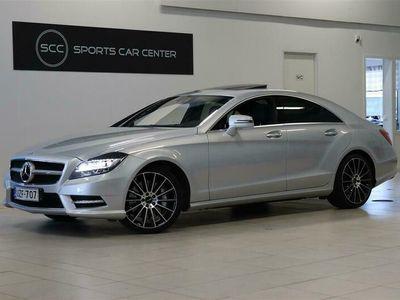käytetty Mercedes CLS500 BE 4Matic AMG, Yönäkö, H/K, Aktiiviset etuistuimet, Airmatic, KeylessGo