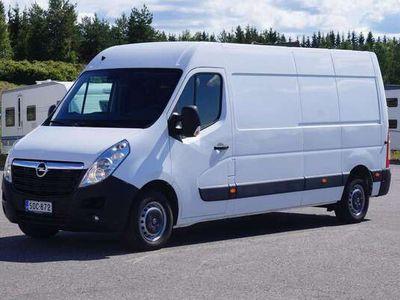 käytetty Opel Movano Van L3H2 (3,5t) 2.3 CDTI BiTurbo 107kW MT6 FWD (XZ27) - ALV-vähennyskelponen