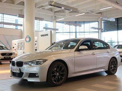 käytetty BMW 330 330 F30 Sedan iA xDrive Business Exclusive M Sport