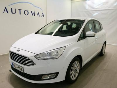 käytetty Ford C-MAX Compact 1,0 EcoBoost 125 S/S Titanium