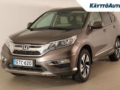 käytetty Honda CR-V 2,0 Executive Sensing AT
