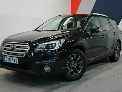 käytetty Subaru Outback 2,5i Ridge CVT CKG-412 | Laakkonen