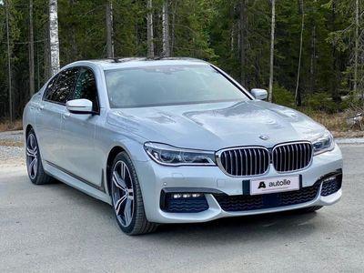 käytetty BMW 740 740 *KOTIINTOIMITUS!* G12 Sedan M-Sport Le iPerf A xDrv Bsn Excl. Tarkastettuna, Rahoituksella, Kotii