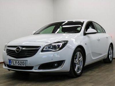 gebraucht Opel Insignia 5-ov Edition 2,0 CDTI ecoFLEX Start/Stop 125kW MT6 - HUOM! Tehokkaammalla koneella! **** Tähän autoon vähi...