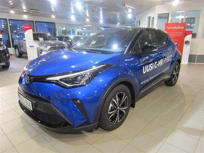 käytetty Toyota C-HR 2,0 Hybrid Style