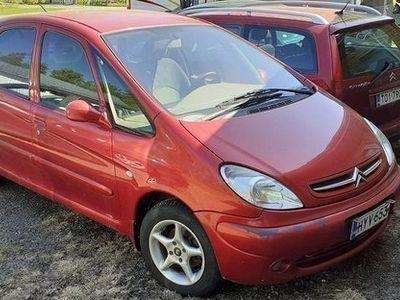 käytetty Citroën Xsara Picasso 2hlö paku