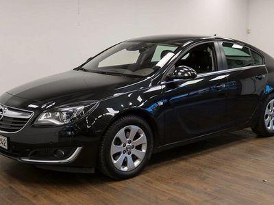 käytetty Opel Insignia 5-ov Edition 2,0 CDTI 125kW AT6