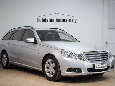 käytetty Mercedes E220 CDI BE T A Premium Business