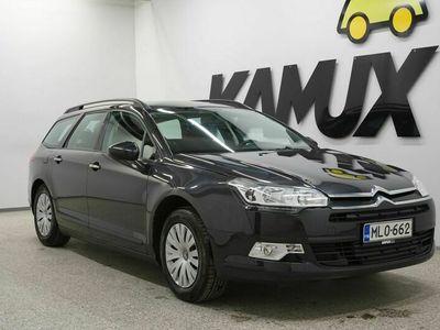 """käytetty Citroën C5 HDi 115 Edition Tourer """"Vetokoukku / Vakkari / Suomi-auto / Kahdet hyvät renkaat / Seur. kats 06/202"""