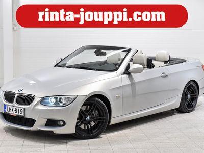 käytetty BMW 335 Cabriolet E93 M-Sport - Huippuvarusteltu ja tehokas avo 306hv!