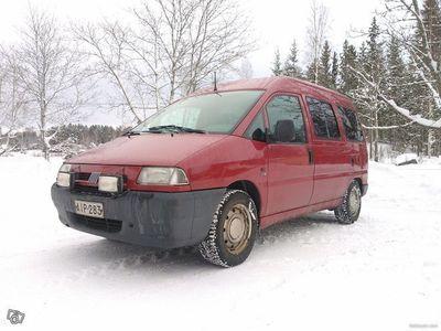 käytetty Fiat Scudo