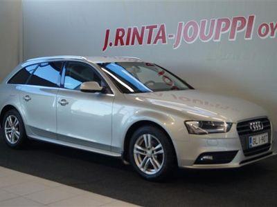 käytetty Audi A4 Avant Business 2,0 TDI clean diesel 110 kW multitronic