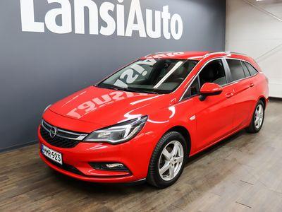 käytetty Opel Astra Sports Tourer Enjoy 1,4 Turbo ecoFLEX Start/Stop 92kW MT6 **** Min 1500e takuuhyvitys TAI LänsiAuto Safe 0e ****