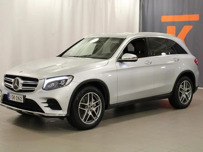 käytetty Mercedes GLC250 d 4Matic A Suomi Edition