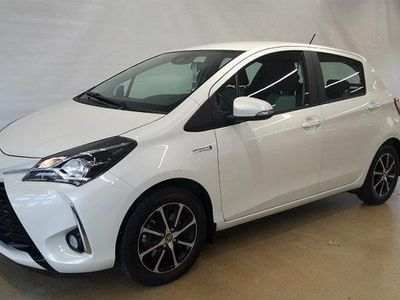 käytetty Toyota Yaris 1,5 Hybrid Active 5ov (MY18.2)