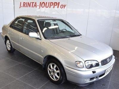 käytetty Toyota Corolla 1,4 VVT-i Linea Terra 4d