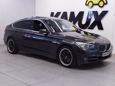 käytetty BMW 530 Gran Turismo A F07 / Vetokoukku / Sport-penkit / Panoramakattoluukku
