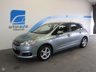 used Citroën C4 HDi 92 Attraction -11