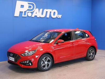 käytetty Hyundai i30 HATCHBACK 1,0 T-GDI 120 hv 48V hybrid 7-DCT-aut Comfort - Alennus -4390€ - Korko 0% ja 5000€ S-bonusostokirjau