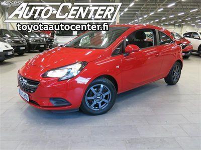 käytetty Opel Corsa 3-ov Enjoy 1,4 ecoFLEX 90hv. # per.tutka, aut.ilmast. cruise, ym.ym...