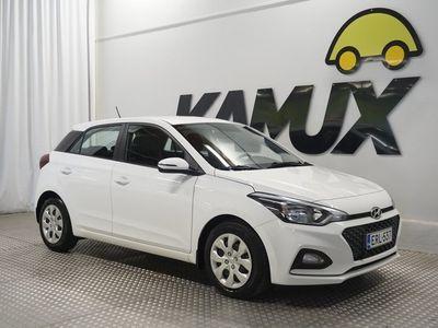 käytetty Hyundai i20 Hatchback 1,2 MPI 75 hv 5MT Fresh W
