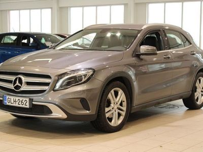käytetty Mercedes GLA200 CDI 4Matic A Premium Business