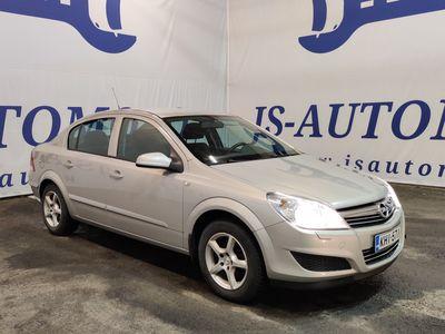 käytetty Opel Astra Sedan Enjoy Comfort 1,6 * Hieno porrasperä * Vaihto ja Rahoitus *