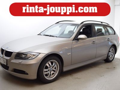 käytetty BMW 318 E91 Touring Business