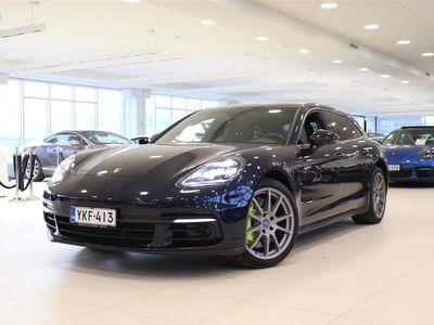 käytetty Porsche Panamera 4 E-Hybrid Sport Turismo Adapt-vak, Bose, Nelipyöräohjaus, Panoraama, 14-suuntaiset istuimet