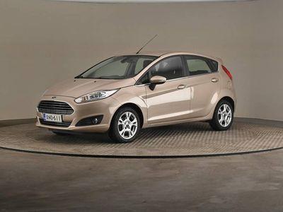käytetty Ford Fiesta 1,0 EcoBoost 100 S/S Titanium 5ov (MY16)