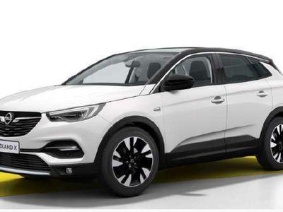 käytetty Opel Grandland X Executive Ultimate 130 Turbo A **Valmiina ajoon -paketilla - AGR nahat / AFL LEDit / Lasikatto / 360