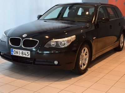 käytetty BMW 523 i Touring Panorama Automatic