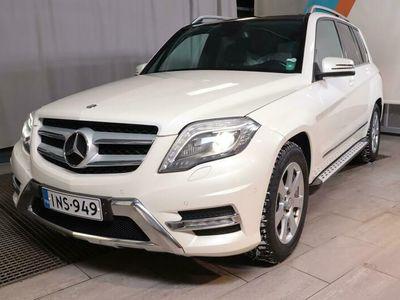 käytetty Mercedes GLK250 BlueTec 4Matic A