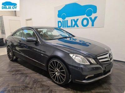 käytetty Mercedes E250 CGI *NAHAT, PANORAMA, NAVI,XENON, VAKKARI, MERKKIHUOLLETTU, 189E/KK*