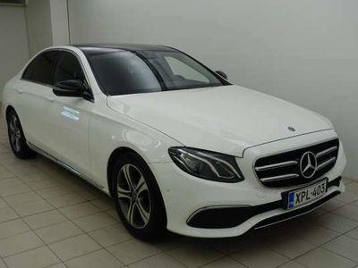 käytetty Mercedes E200 EA Edition One Business