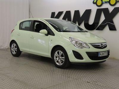 käytetty Opel Corsa 5-ov Enjoy 1,4 Twinport 74kW AT4 / Vakkari / Tutka takana / Edullinen käyttöauto /