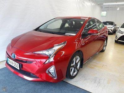 käytetty Toyota Prius Active Plus paketilla