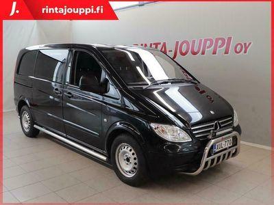 käytetty Mercedes Vito 115CDI-2,7/32K normaali A1 Aut *** J. kotiintoimitus