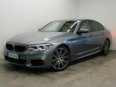 käytetty BMW M550 550 G30 Sedan d A xDrive Bsn, Huippuvarusteet, BPS takuu 24 kk COE-542 | Laakkonen