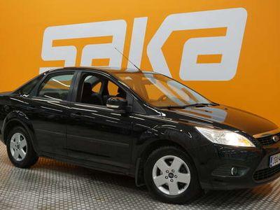 käytetty Ford Focus 1,6 100hv Trend M5 Sedan ** Suomi-auto / Vakkari / Ilmastointi **