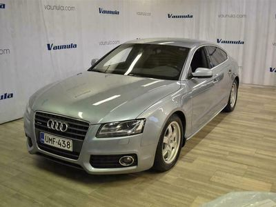 käytetty Audi A5 Sportback 2,0 TFSI 155 kW quattro 30v S tronic-autom. **S-LINE, SUOMI-AUTO, ISOT HUOLLOT TEHTY**