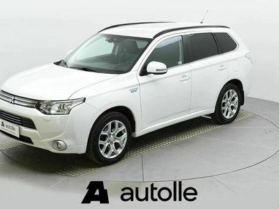 käytetty Mitsubishi Outlander P-HEV 2,0 MIVEC Intense CVT 4WD 5P Tarkastettuna, Rahoituksella, Kotiin toimitettuna!