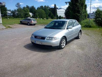 käytetty Audi A3 1,8 Bensa vm-1999