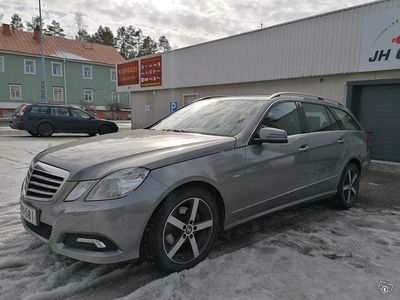 käytetty Mercedes E200 CDI BT A