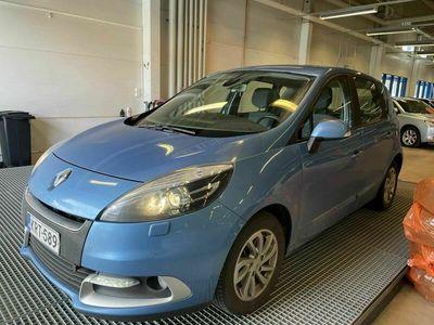 käytetty Renault Scénic dCi 110 6AT-EDC FAP Expression - Rahoitus 1.89% jopa ilman käsirahaa! Navi, AutoAC, Cruise, Webasto, Blue...