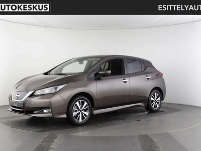 käytetty Nissan Leaf Acenta MY19,5 40 kWh Driver Assist Pack 6,6 kW Charger FI