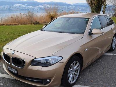 gebraucht BMW 520 D Touring F11 = uusi korimalli