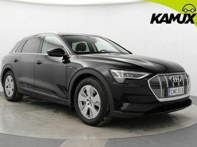 käytetty Audi E-Tron - 55 quattro Suuremmalla 95 kWh akulla
